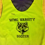 WNC Varsity Soccer Practice Jerseys