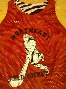 northeast field hockey pinnies