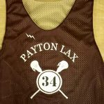 Payton Lax Pinnies – Payton Lacrosse Pinnies – Chicago Illinois Pinnies
