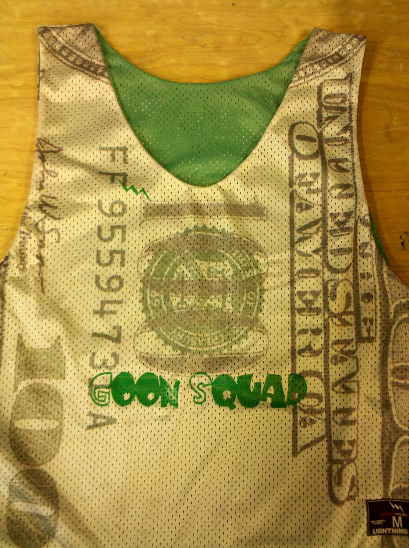 money pinnies