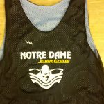 Notre Dame Swim Pinnies