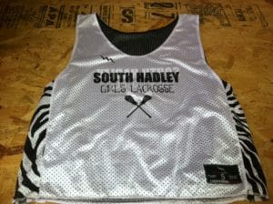 Hadley Girls Lacrosse Pinnies