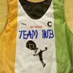 Team Basketball Pinnies