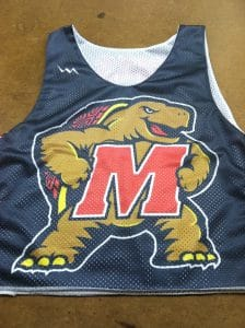 maryland terps pinnies