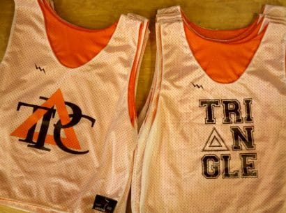 triangle pinnies delta pinnies