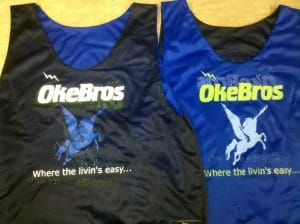 oke bros pinnies