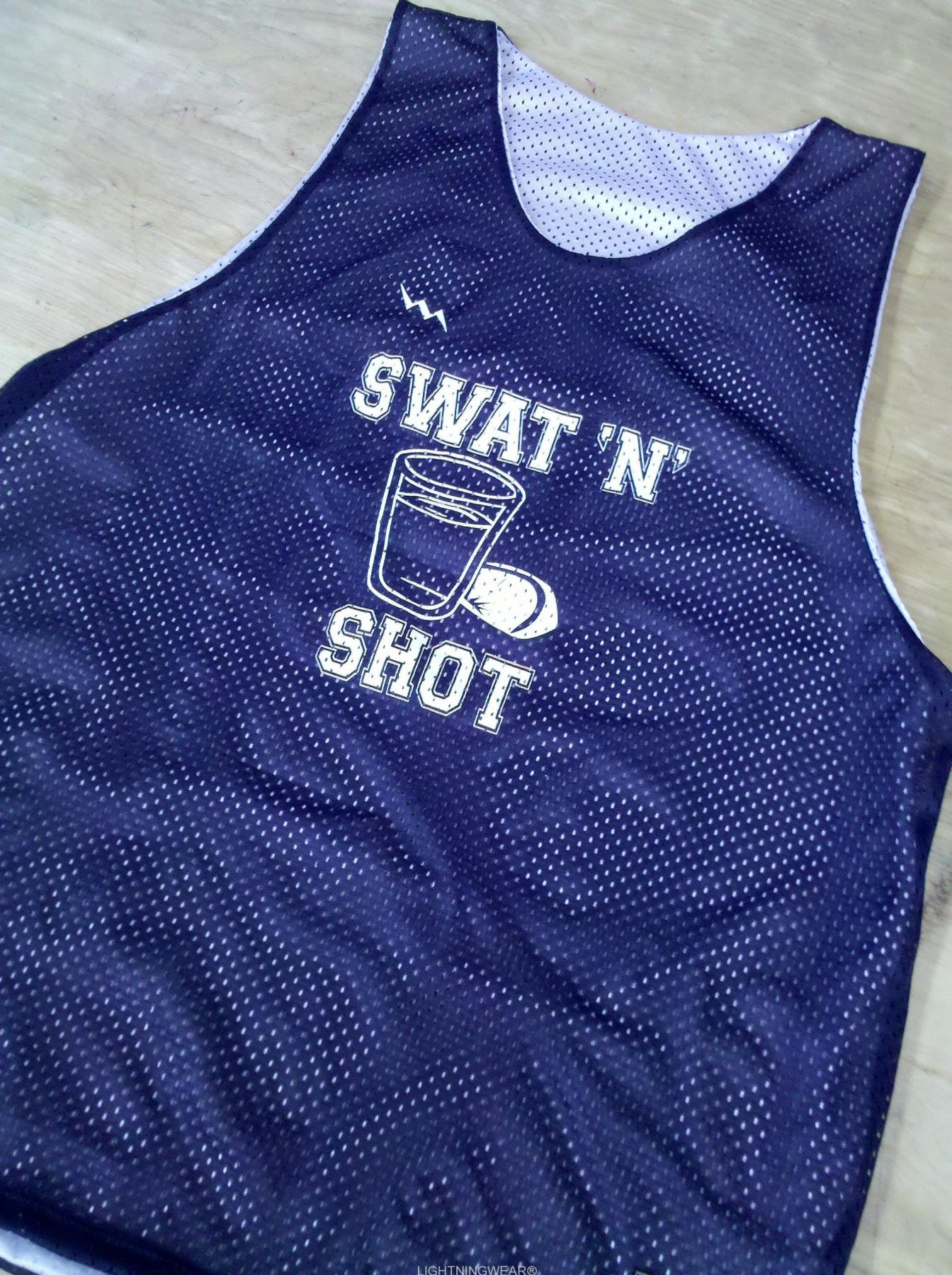 swat and shot pinnies basketball pinnies