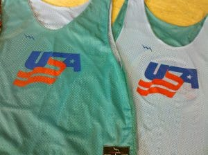 usa soccer pinnies
