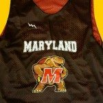 Maryland Terps Lax Pinnies