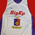 Sig Ep Basketball Pinnies – Sigma Phi Epsilon Pinnies – Sig Ep Lax Pinnies –