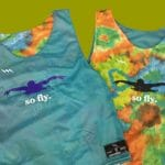 So Fly Swim Team Pinnies