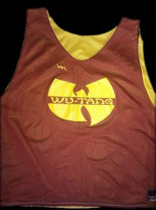 wutang lacrosse pinnies