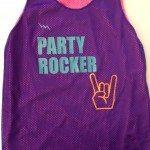 Party Rocker Pinnies