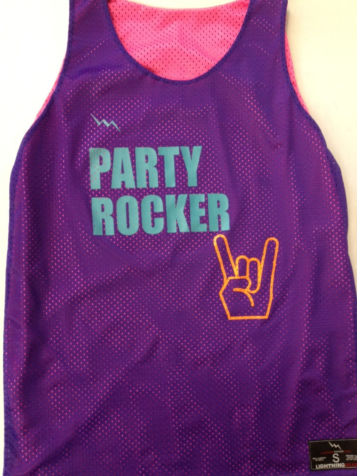 party rocker pinnies