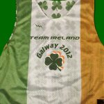 Team Ireland Galway 2012 Pinnies