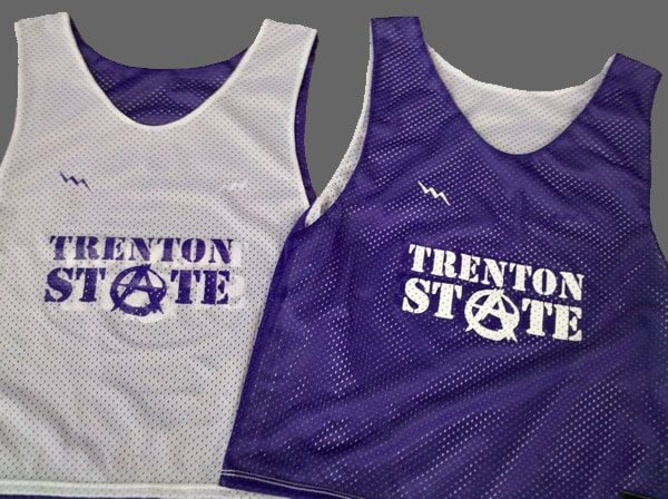trenton state pinnies