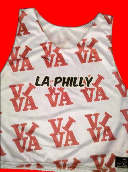 viva la philly pinnies