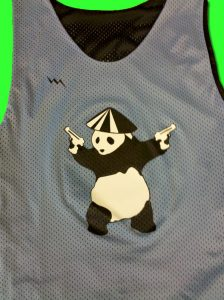panda pinnies