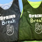 Spring Break Basketball Jerseys