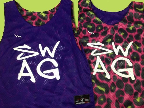 swag cheetah pinnies