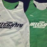 Team Integrity Lacrosse Pinnies