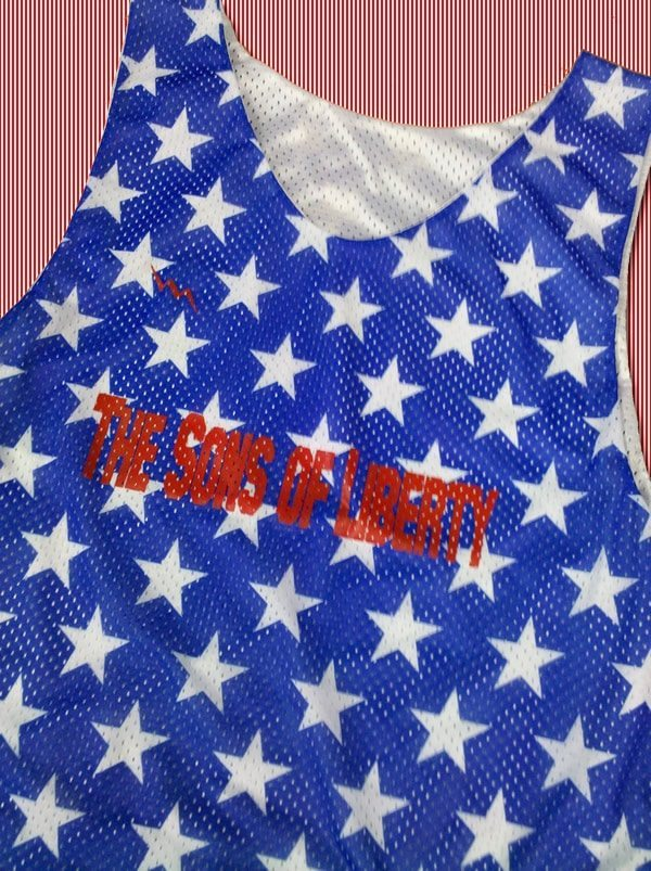 the sons of liberty pinnies