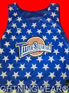 Tune Squad Pinnies