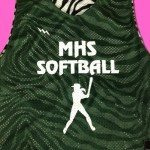 MHS Softball Pinnies