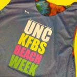 UNC Beach Week Pinnies