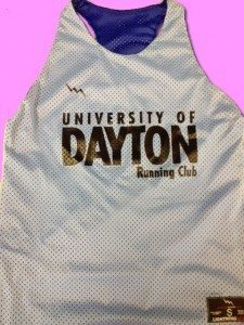 Dayton Running Pinnies