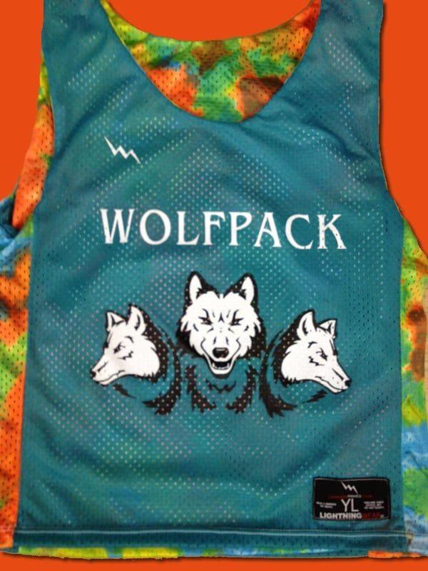 wolfpack pinnies