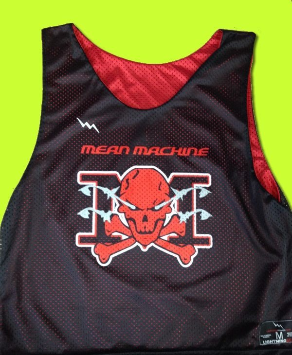 mean machine pinnies