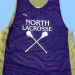 North Lacrosse Pinnies