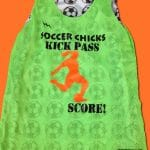 Girls Soccer Pinnies