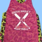 South Hadley Softball Pinnies