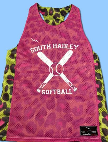 softball pinnies South Hadley