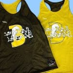 Southern Lacrosse Pinnies – Womens Lacrosse Pinnies – Womens Lax Pinnies – Hoover Alabama Pinnies