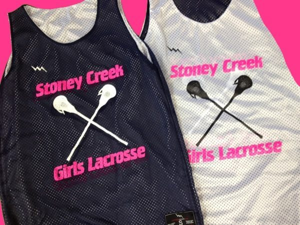 stoney creek girls lacrosse pinnies
