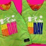 Tie Dye Volleyball Jerseys