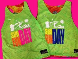 Tie Dye Volleyball Jerseys