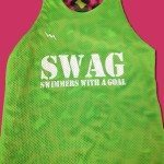 Custom Swimming Pinnies – Swimmers With A Goal Pinnies – West Chester Ohio Pinnies