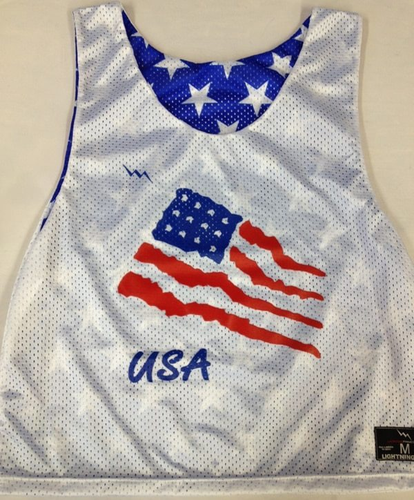 usa pinnies
