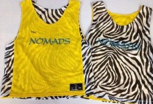 Nomads Zebra Pinnies