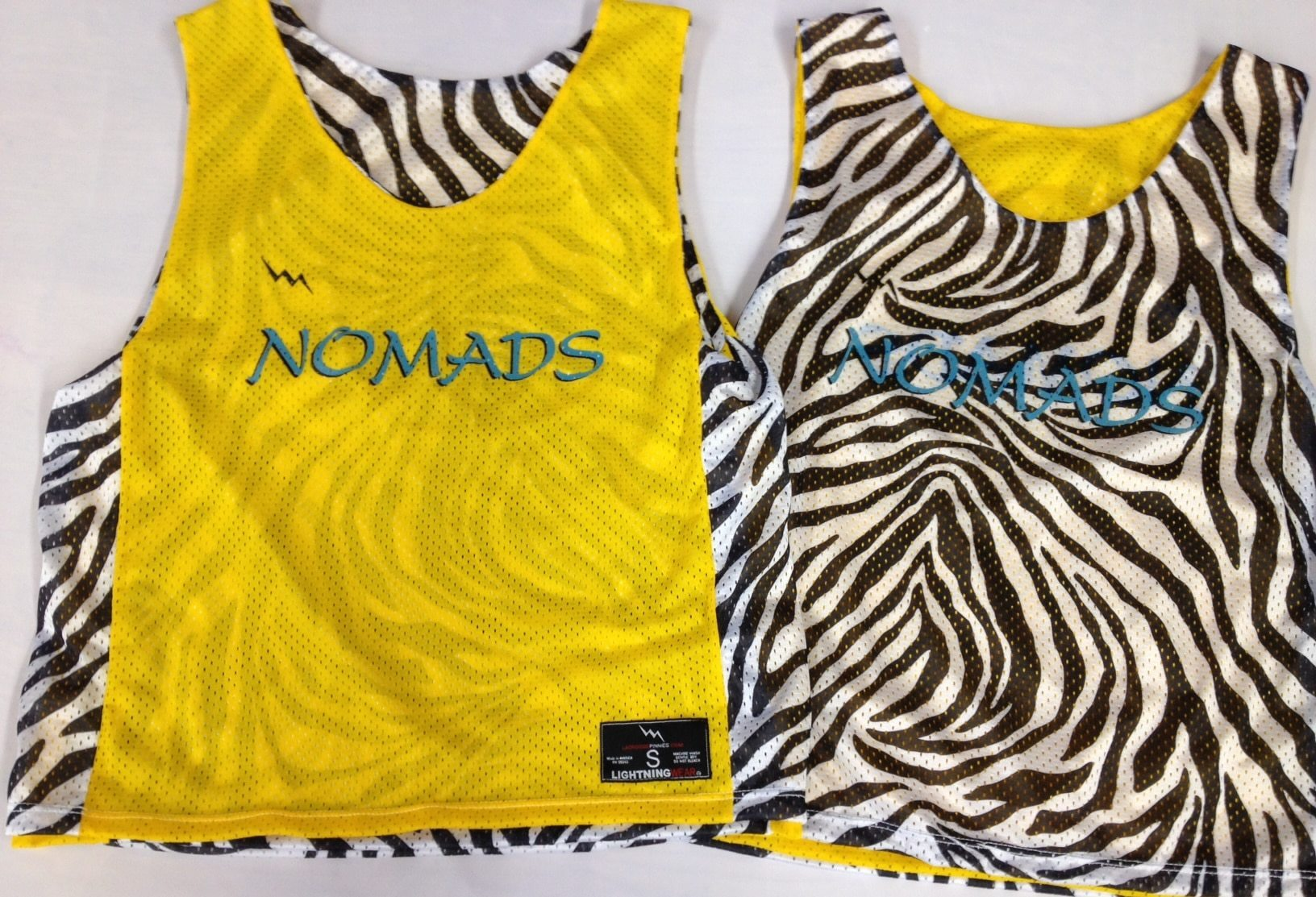 nomads pinnies