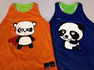 panda bear pinnies