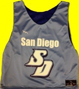 san diego pinnies