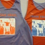 Team Frail Basketball Pinnies