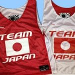 Japan Reversible Jerseys