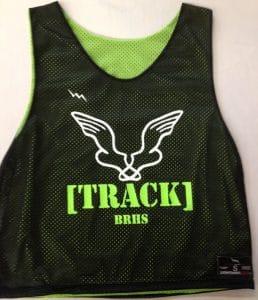 BRHS Track Pinnies