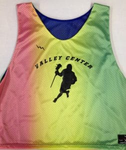 Valley Center Rasta Pinnies
